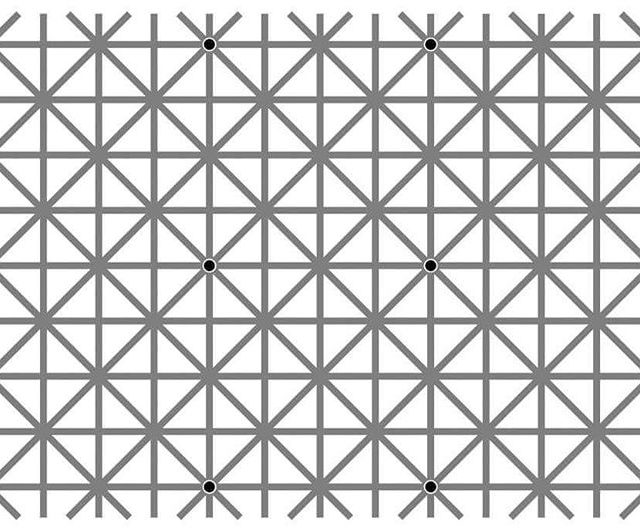 I see the dot but I cant see it allhellip