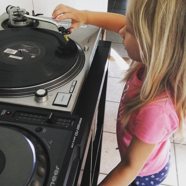 Cant start young enough