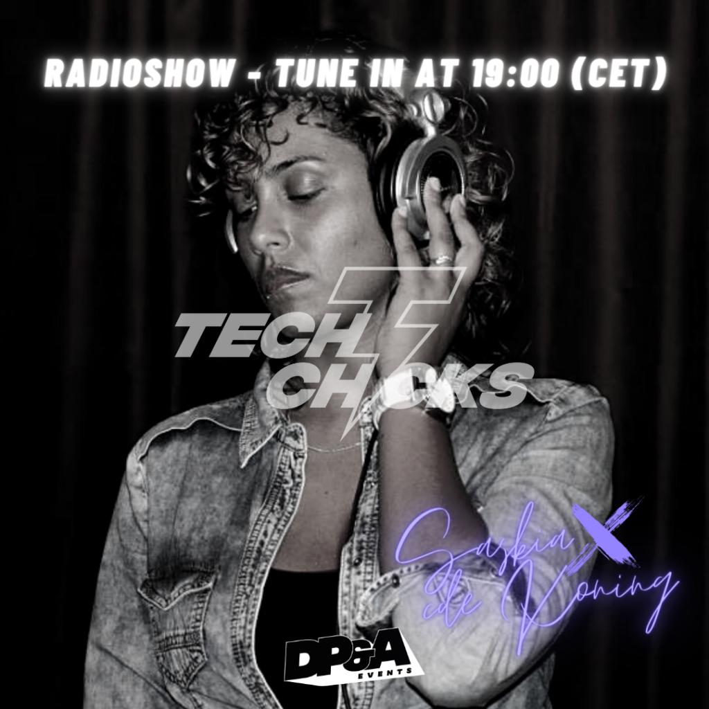 TechChicks radio 252 Saskia de Koning
