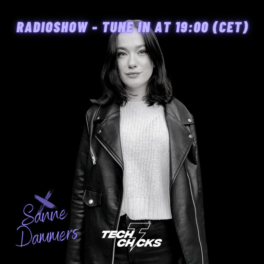 TechChicks radio 266 Sanne Dammers
